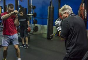 boxing workout Rancho Santa Margarita CA