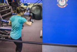 womens boxing Orange County, CA