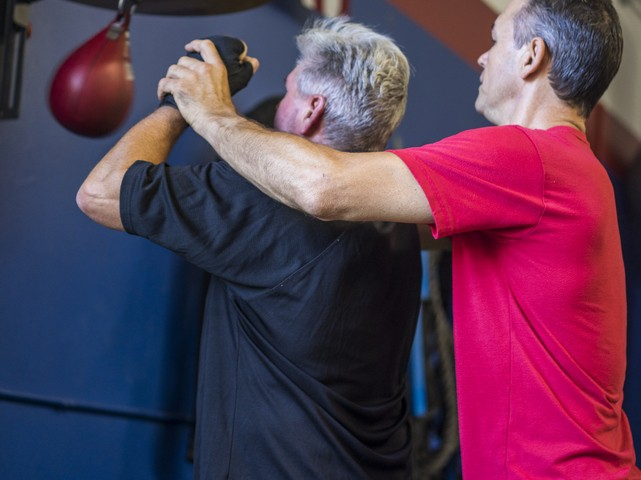 personal trainer Trabuco Canyon