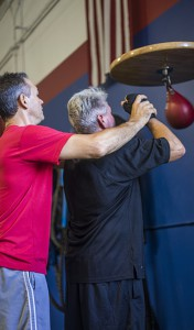 boxing workout Mission Viejo CA