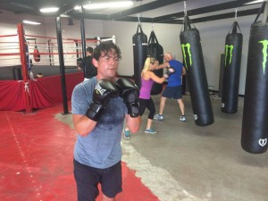 boxing classes Rancho Santa Margarita CA