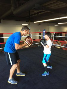 Children's boxing Classes Rancho Santa Margarita CA