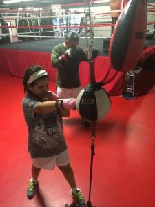 children's boxing classes