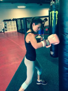 group boxing classes Coto de Caza CA