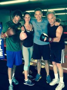 group boxing classes Trabuco Canyon CA