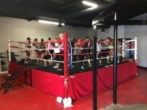 boxing Orange County CA