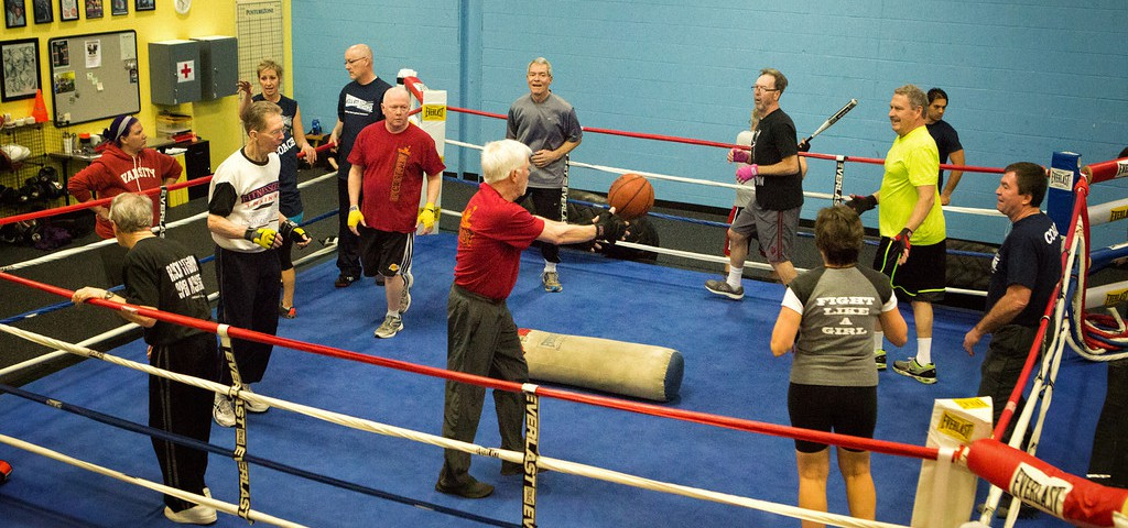 Parkinson's Boxing