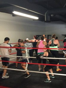 adult boxing classes Rancho Santa Margarita CA