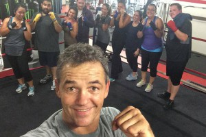 boxing workout Contact