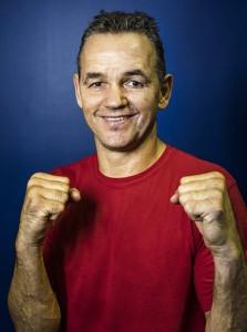 Ballard fitness personal training and boxing training Rancho Santa Margarita