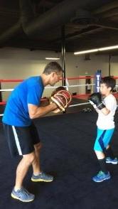 kids boxing classes