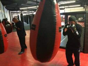 boxing classes Orange County CA