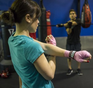 boxing workout Lake Forest CA