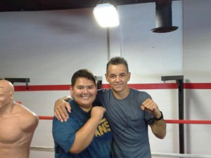 boxing classes Coto de Caza CA