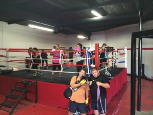 boxing classes Trabuco Canyon CA