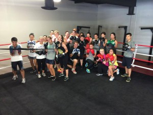 boxing classes Lake Forest CA