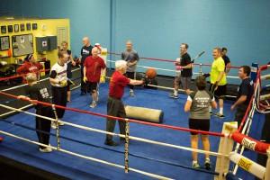 Parkinson's Boxing